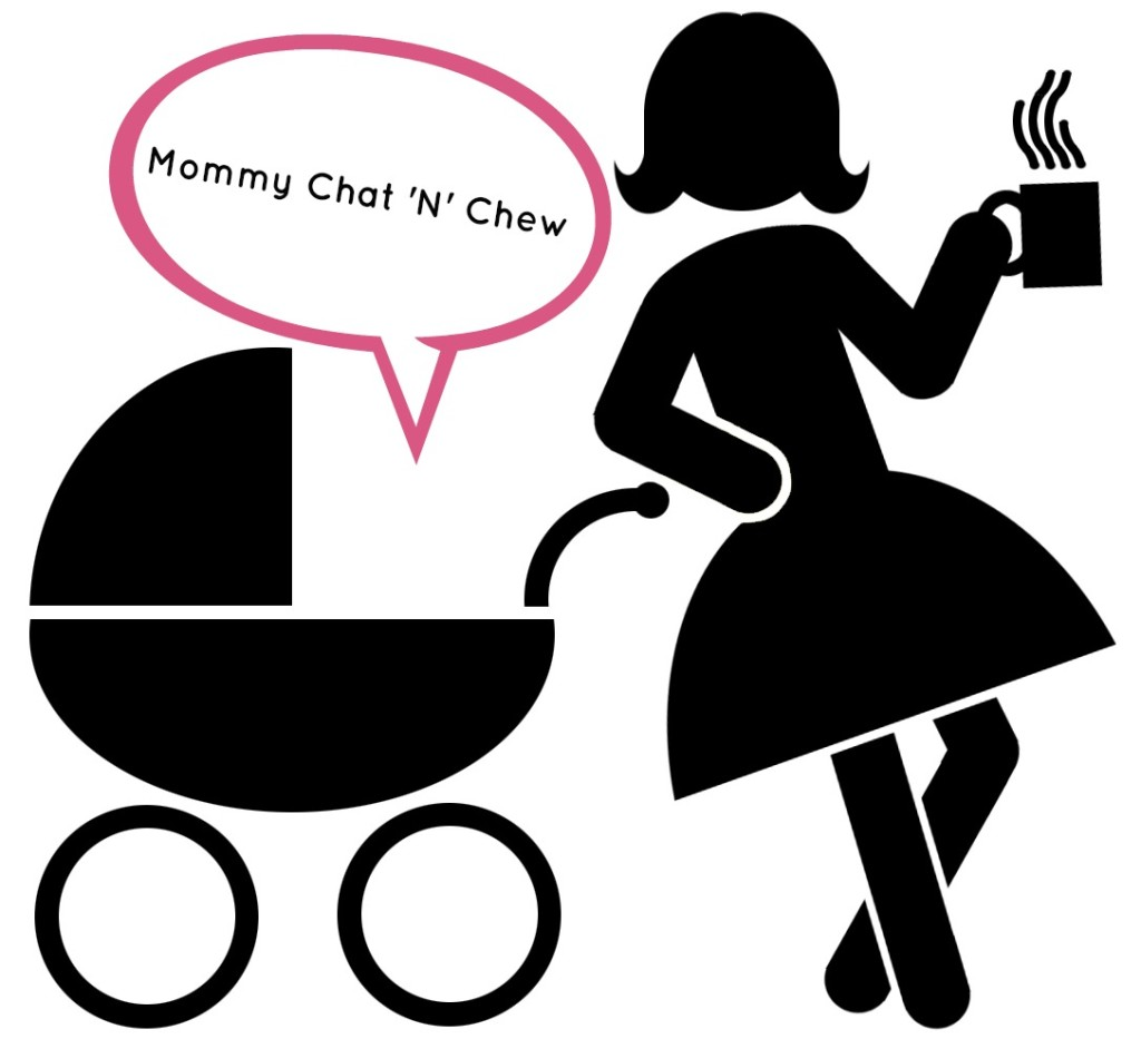 Image result for mommy chew and chat clipart